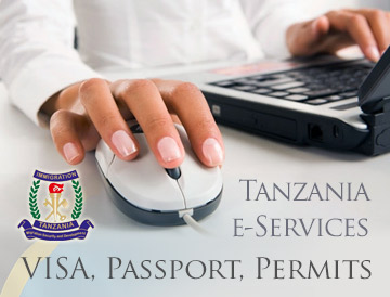 Tanzania VISA, Passport and Permits Application